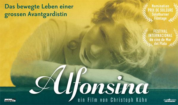 Plakat Alfonsina