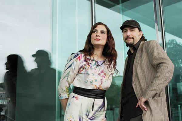 Marcela Arroyo und Julio Azcano