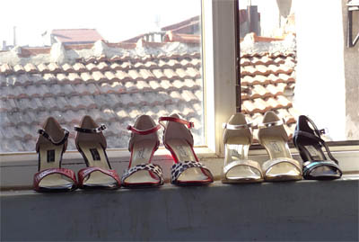 Schuhe 666