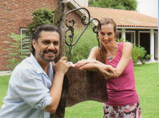 Bild mit Luis in Quilmes, Quelle: Buch Tanze Tango mit dem Leben