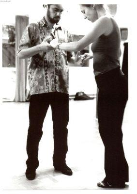 Bild Unterricht, Quelle: www.tangofolklore.com